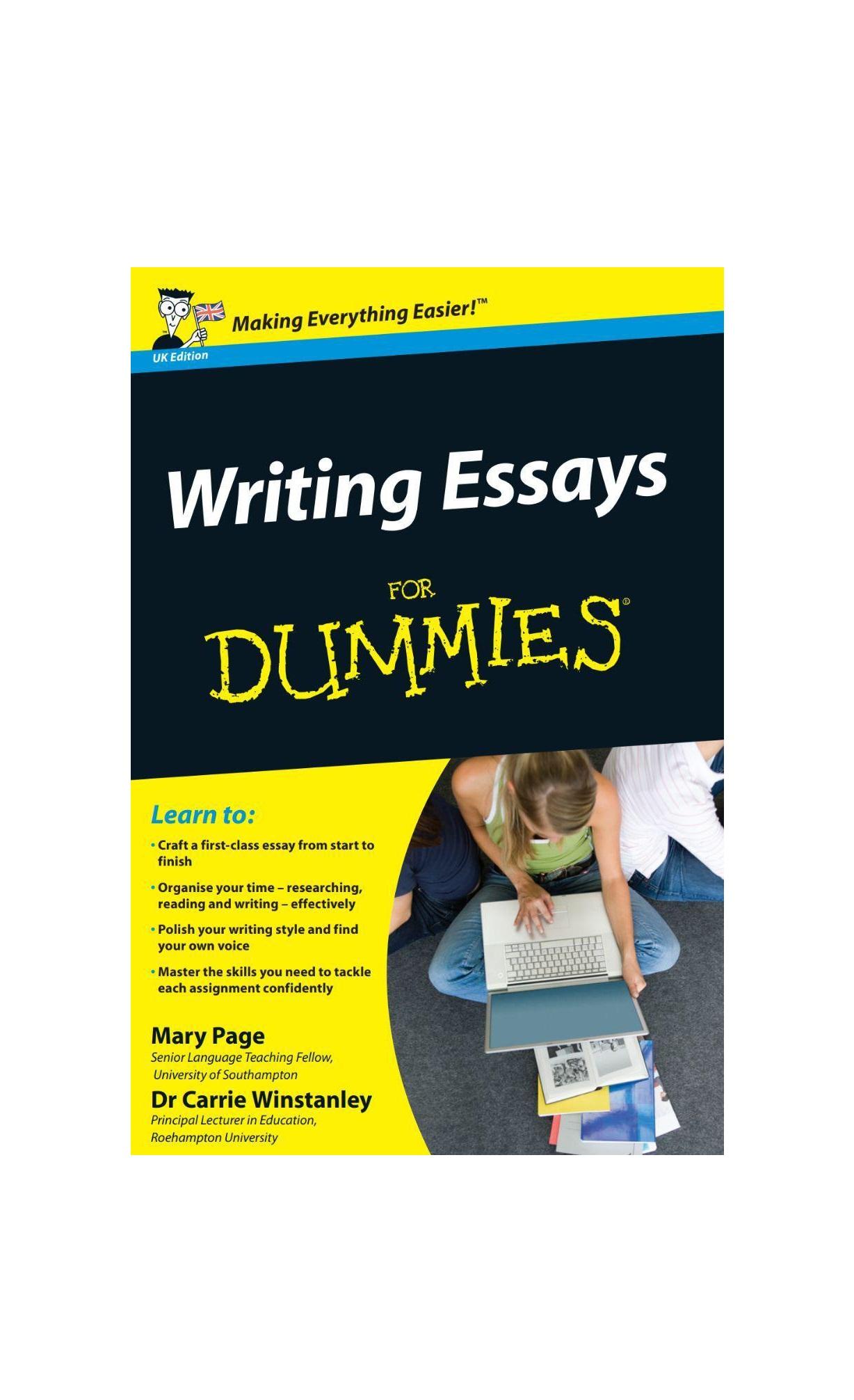 Essay writting for dummies