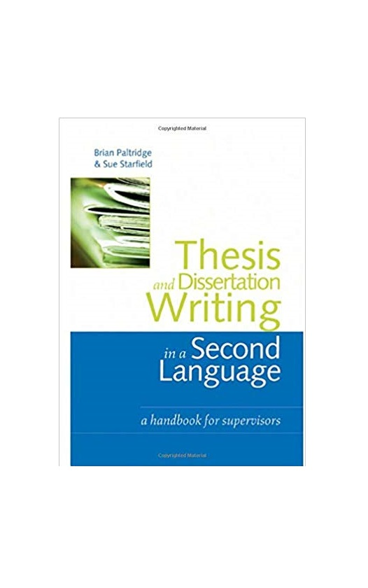 Thesis and dissertation journalism